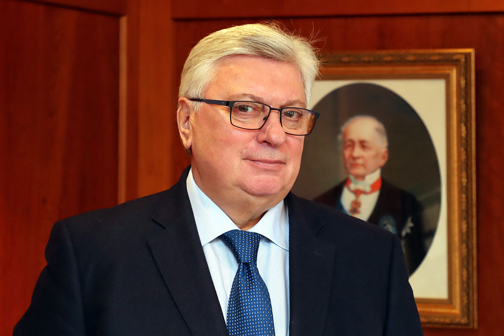 Anatoly Torkunov: «Our aim is to multiply the MGIMO identity»