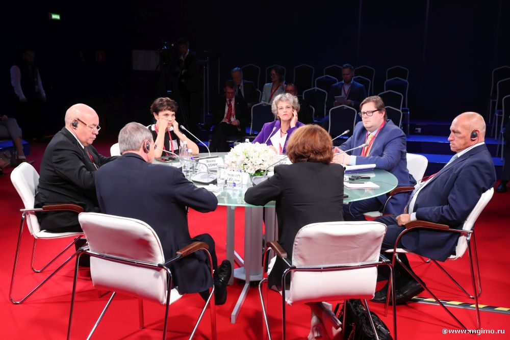 Sochi Dialogue at SPIEF 2019
