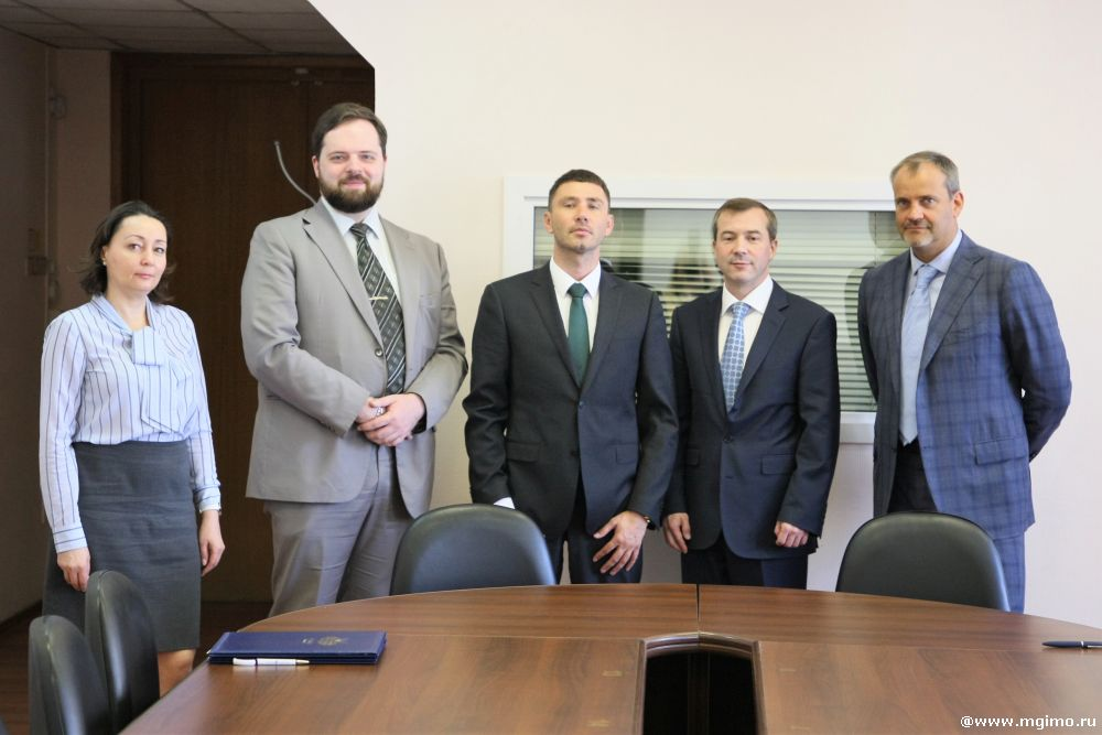 MGIMO and International Bank for Economic Cooperation Sign Partnership Agreement