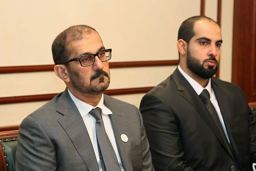 UAE Minister of Education Comes to MGIMO