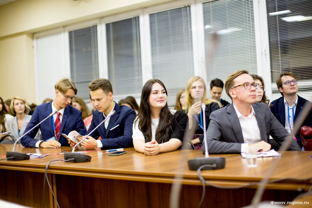 MGIMO and Sochi Dialogue at Russian-Austrian Youth Forum
