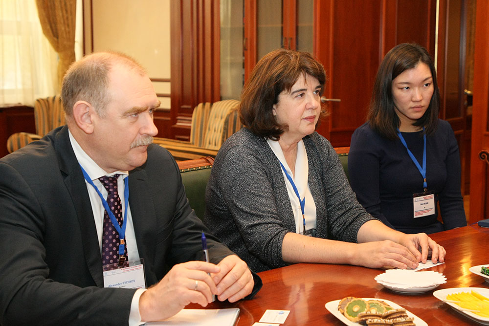 IAEA Representatives Come to MGIMO
