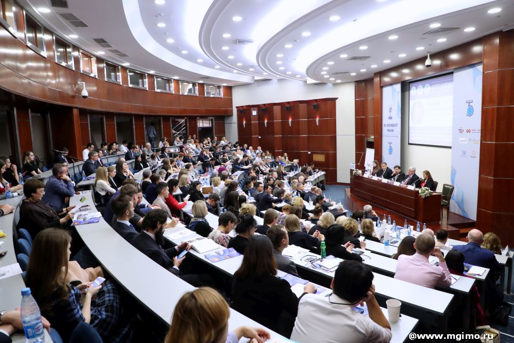 Russian Association of Leading Universities and Trianon Dialogue at RISA Convention