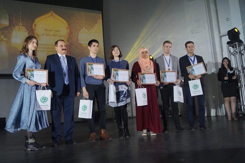 MGIMO Students Win All-Russian Student Competition in Arabic