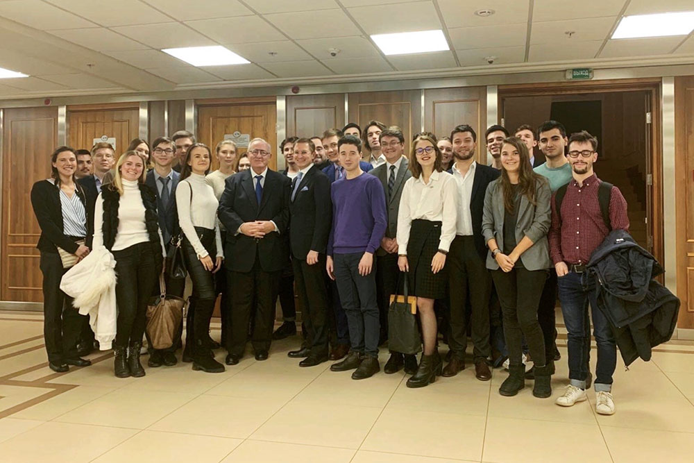 MGIMO Hosts French Marathon «Innovations and Technologies of the Future»