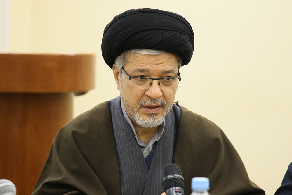 Secretary of Iran Cultural Revolution Supreme Council Comes to MGIMO