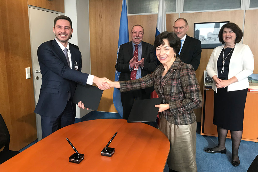 MGIMO and IAEA Sign Cooperation Agreement