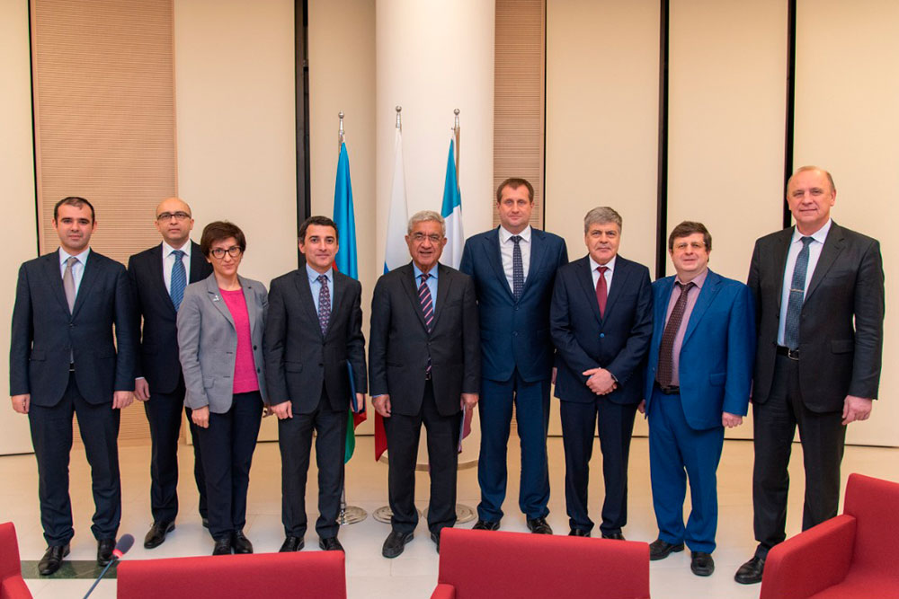 MGIMO and ADA University Sign Agreement on Joint MBA Program