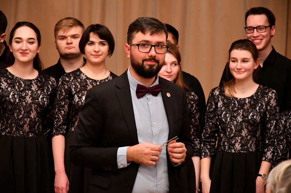 Solo Concerts in Vienna for MGIMO Proxenos Choir
