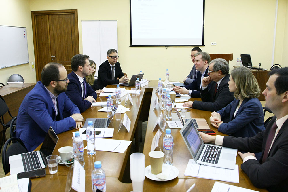 US-Russian Workshop on Current Trends in Statecraft