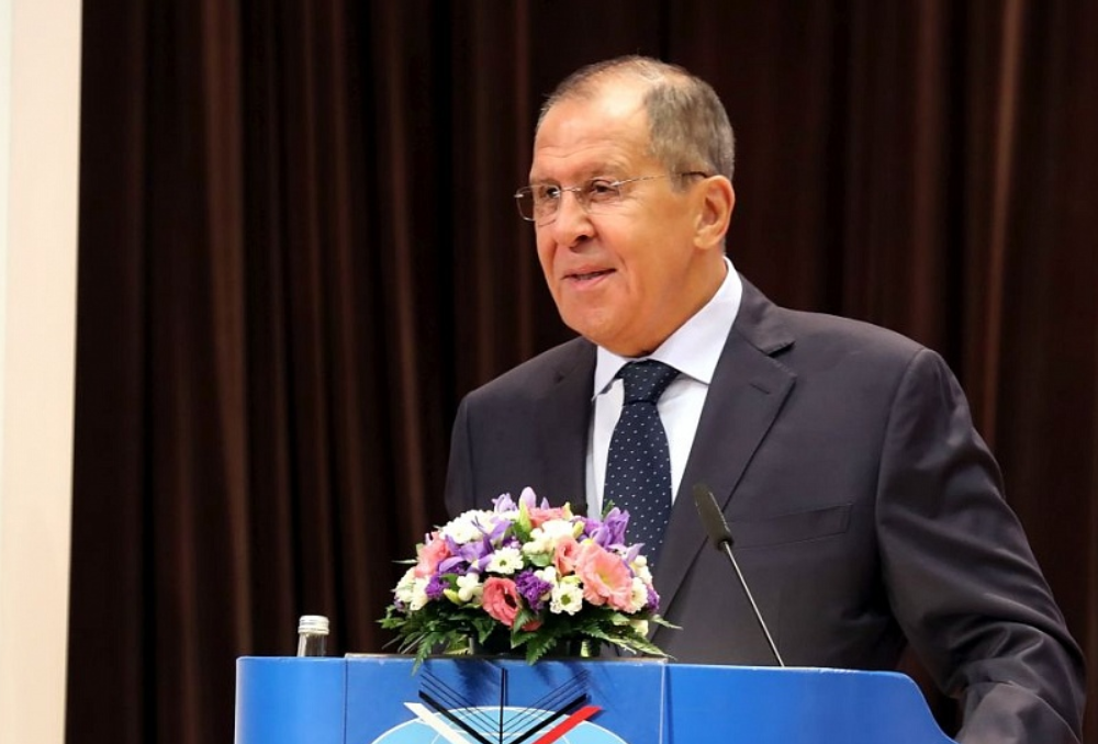 Happy Birthday, Sergey Lavrov!
