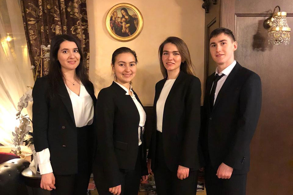MGIMO Team Shines in Willem C. Vis Competition
