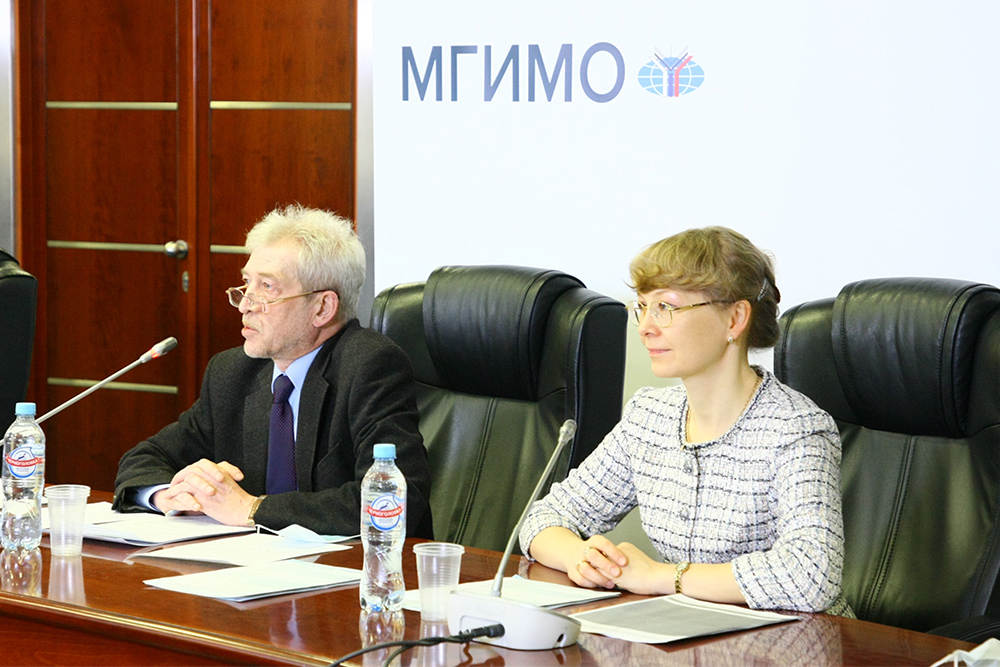 Ninth Edition of MGIMO and UNITAR Joint Course for CIS Civil Servants