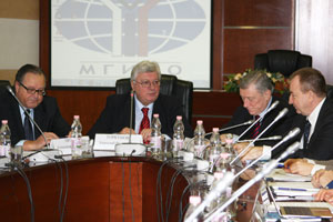 MGIMO Hosts CSTO Conference on Security