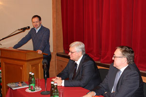 MGIMO Alumni Association Holds Meeting In Austria