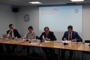 Sciences-Po and MGIMO Hold Joint Conference in Paris