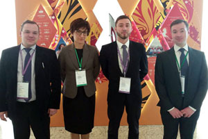 MGIMO Participates in All-Russian Conference «Path to Success»