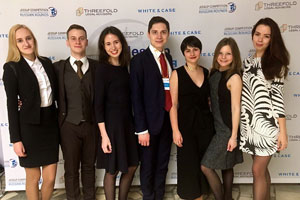 MGIMO Team to Represent Russia at Jessup Competition in Washington