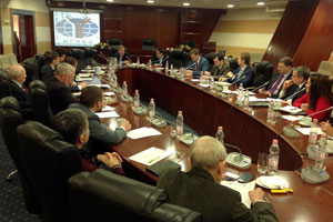 Joint Conference between MGIMO and American Center for the National Interest