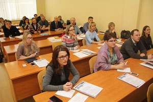 Skills-Upgrading at Odintsovo for Moscow Region Public Servants