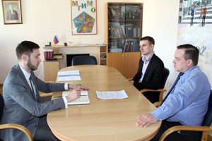 MGIMO Deepens Cooperation with Federal Treasury
