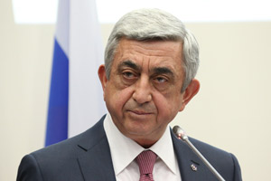 Armenian President Becomes Honorary Doctor of MGIMO