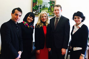 MGIMO Welcomes Coordinator from General Consulate of Greece
