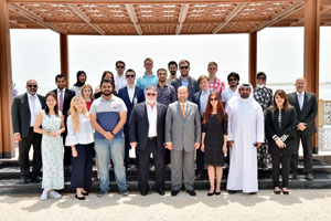 MGIMO Delegation Pays Visit to Kingdom of Bahrain