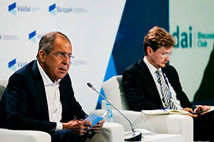 MGIMO Participates in Meeting of the Valdai Club