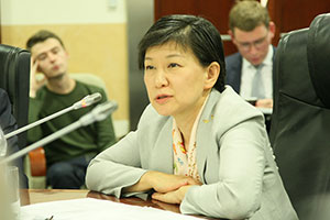 United Nations Under-Secretary-General Addresses MGIMO Students