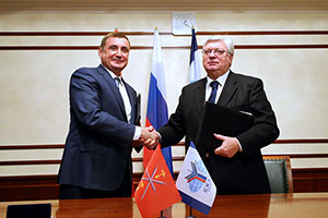 MGIMO Rector Greets Governor of Tula region