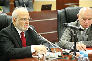 MGIMO Welcomes Iraqi Foreign Minister