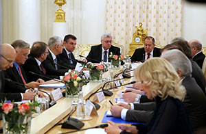 MGIMO Rector at «Trianon dialogue» Coordinating Council Meeting