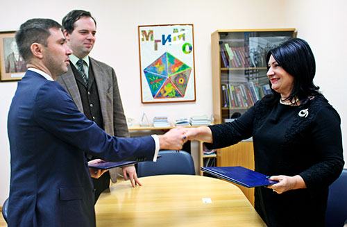 MGIMO Signs Cooperation Agreement with BDO Unicon