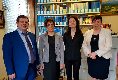 MGIMO Delegation Visits Leading British Universities
