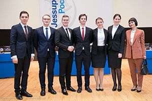 MGIMO Team Becomes Vice-Champion of Russian Jessup Competition