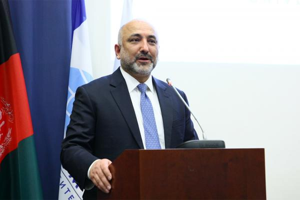 MGIMO Welcomes Afghan Foreign Minister
